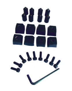 Accessory Buffers Extension Kit for all NOVA Cole Jaws
