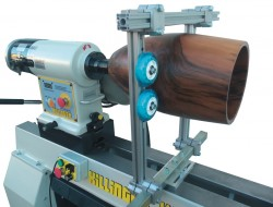 Steady Rest for mounting on Lathe Bed - Special Type -