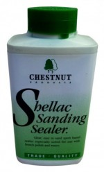 CHESTNUT Shellac Sanding Sealer