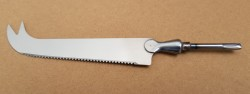 Cheese Knife Stainless Steel approx. 100x18 mm