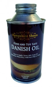 Hampshire Sheen Danish Öl