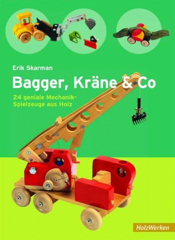 Bagger Krane Co Erik Skarman