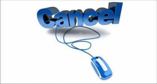 killinger de cancellation rights