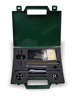Pen-Turning-Kit MT 2 in green case