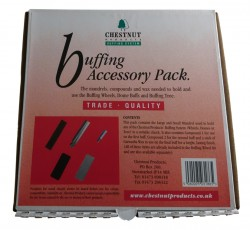 CHESTNUT Buffing Accessory Pack