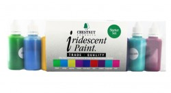 CHESTNUT Iridescent Paint Starter Set