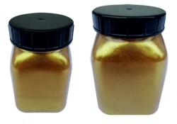 Effect Pigment Gold for Cast Resin