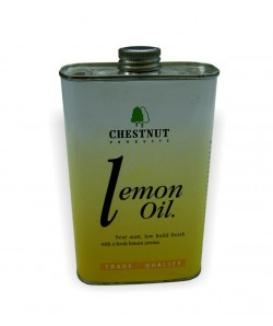 CHESTNUT Lemon Oil 500 ml