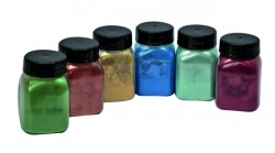 Metalic Effect Pigment Set Pearl for Cast Resin