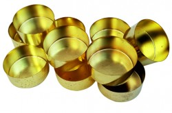 Tealight Socket brass