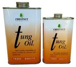 CHESTNUT Tung Oil